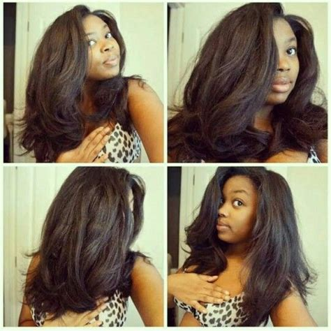 Straightened Hairstyles by Straightened Hair Hair That I