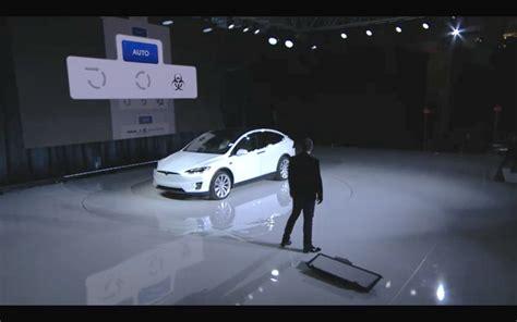 Tesla Model X Introduction Tesla Model X Introduction Fremont Ca September 2015