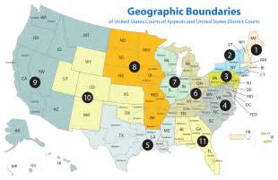 united states circuit courts map file us court of appeals and district court map german svg