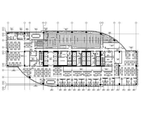 Data Center Floor Plan | mgm studios data center brian tune archinect