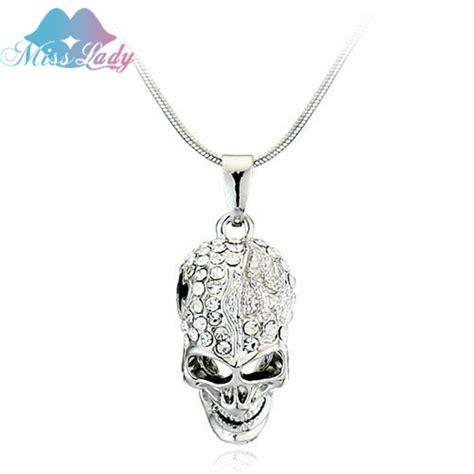 skull for jewelry miss new 2017 gold plated skull skeleton