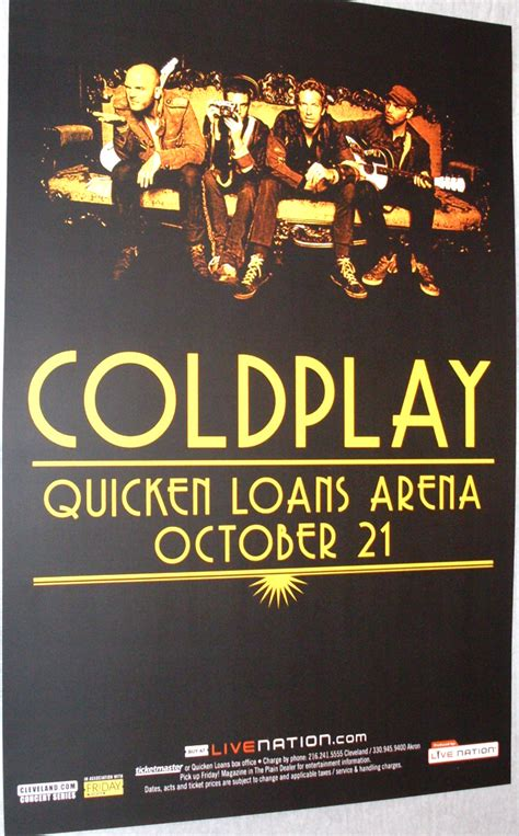 Poster Coldplay concert posters images posters coldplay poster coldplay and concert posters
