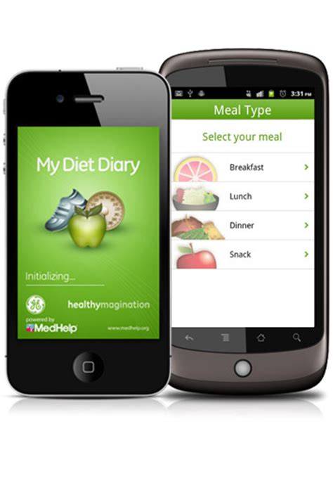 weight management applications my diet diary calorie counter mobile application for