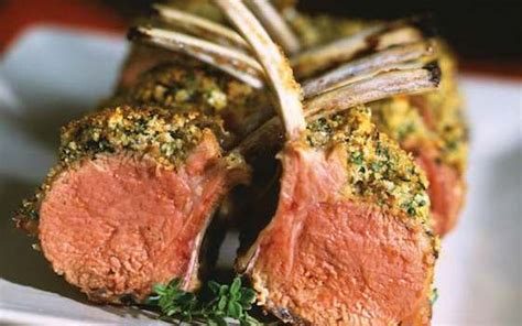 rack of lamb ina garten lamb main dishes on pinterest mint jelly lamb chops and