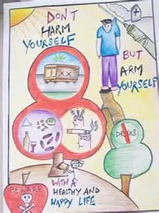Drug abuse poster ideas for pinterest