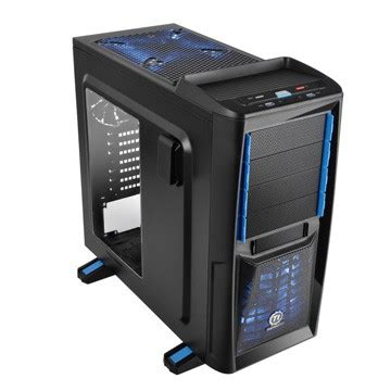 thermaltake launches chaser a41 mid tower gaming case