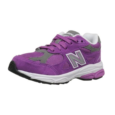 up and running shoes new balance kj990 lace up running shoe kid big kid