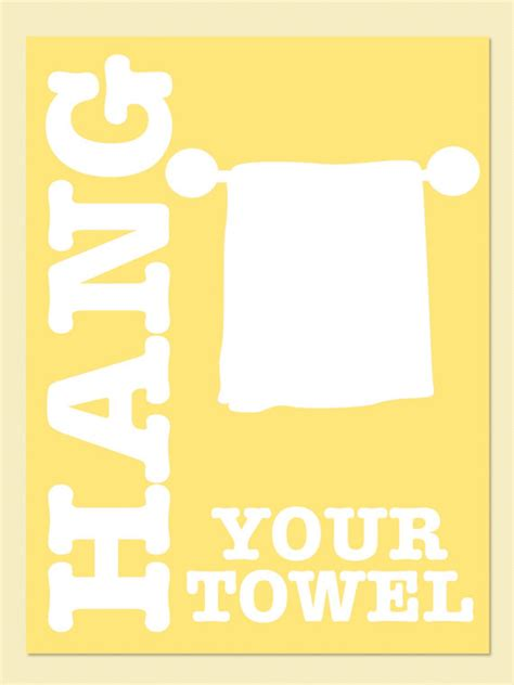 Etsy Bathroom by Bathroom Hang Printable By Printablesbyashley On Etsy