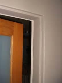 Modern Door Trim by No Trim Door Jambs Livemodern Your Best Modern Home