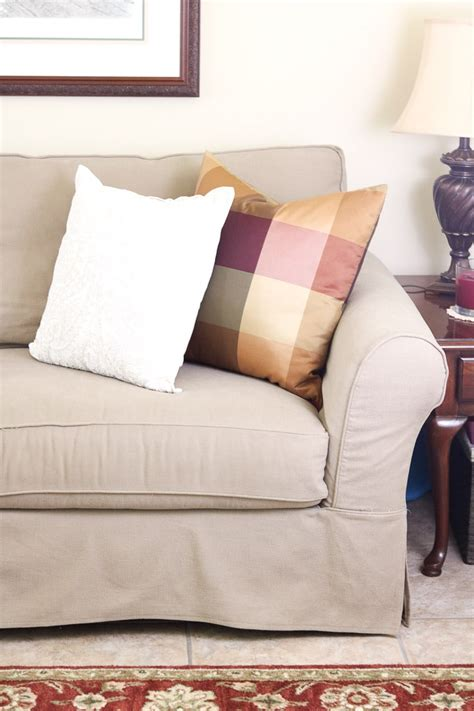 Best Slipcover Sofa by Best Slipcovered Sofas From Pottery Barn Slipcovers To