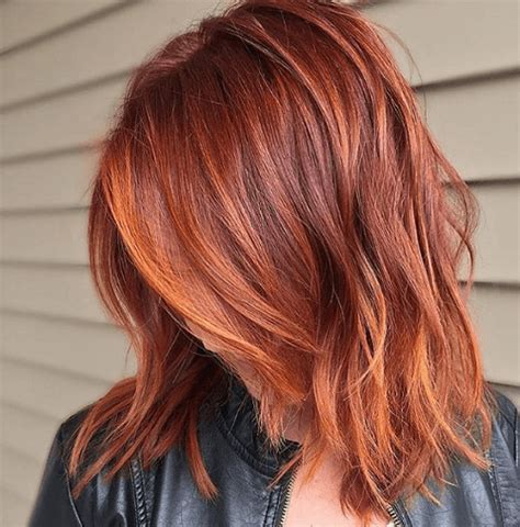 copper and brown sort hair styles 50 amazing ways to rock copper hair color hair motive