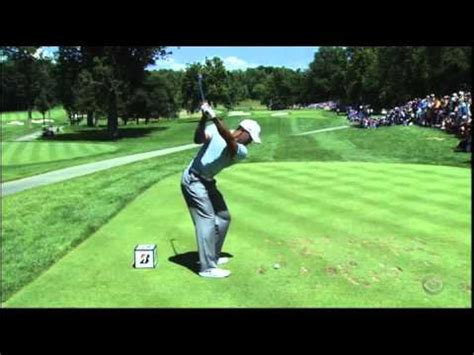 tiger swing slow motion tiger woods 7 iron swing slow motion bridgestone 2013