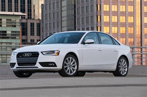 Audi A4 2014 2014 audi a4 reviews and rating motor trend