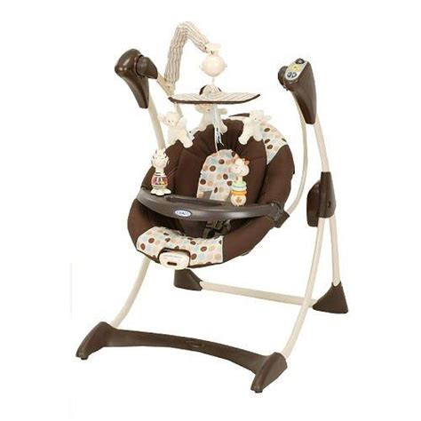 baby swing singapore preloved graco silhouette baby swing singapore classifieds