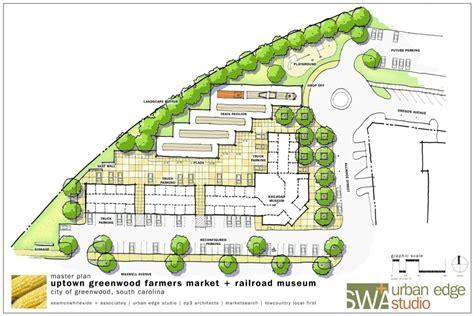 market mall floor plan seamonwhiteside sw a proposes three plans for greenwood