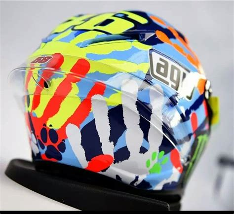 Kaos3d Print Vale 46 74 best vr46 helmets images on vr46