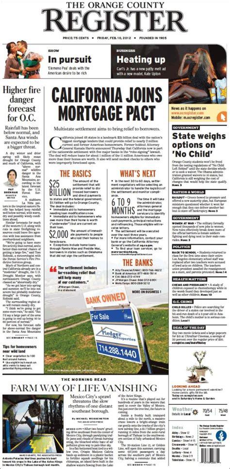 Orange County Registr Detox Facilities by Newspaper The Orange County Register Usa Newspapers In