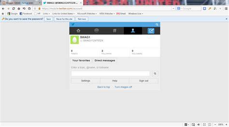 cara membuat icon twitter cara membuat ids twitter sendiri swag