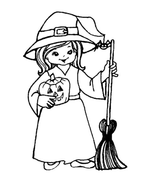 witch broomstick coloring page werewolves coloring pages