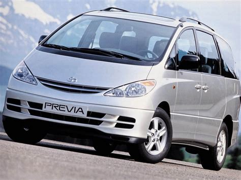 best car repair manuals 1997 toyota previa spare parts catalogs 1991 1997 toyota previa gallery 16239 top speed