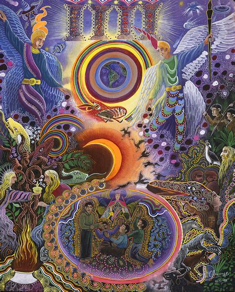 the psychedelic leap ayahuasca psilocybin and other visionary plants along the spiritual path books ayahuasca raura painting pablo amaringo pablo amaringo