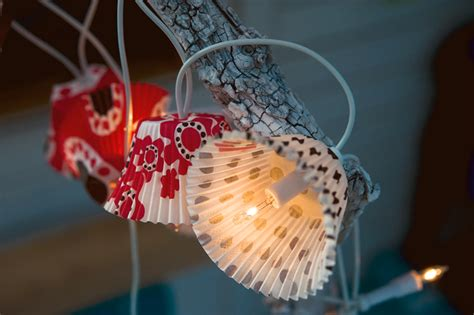 Summer Holiday Craft Ideas - lampion amp lichterkette gartenzauber