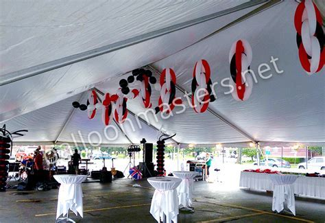 Balloon Masters   Balloon Décor for Tents in Buffalo