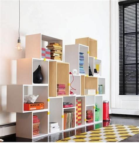 storage high low modular bookshelves by