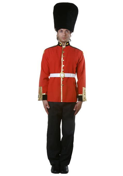 how to a gaurd royal guard costume