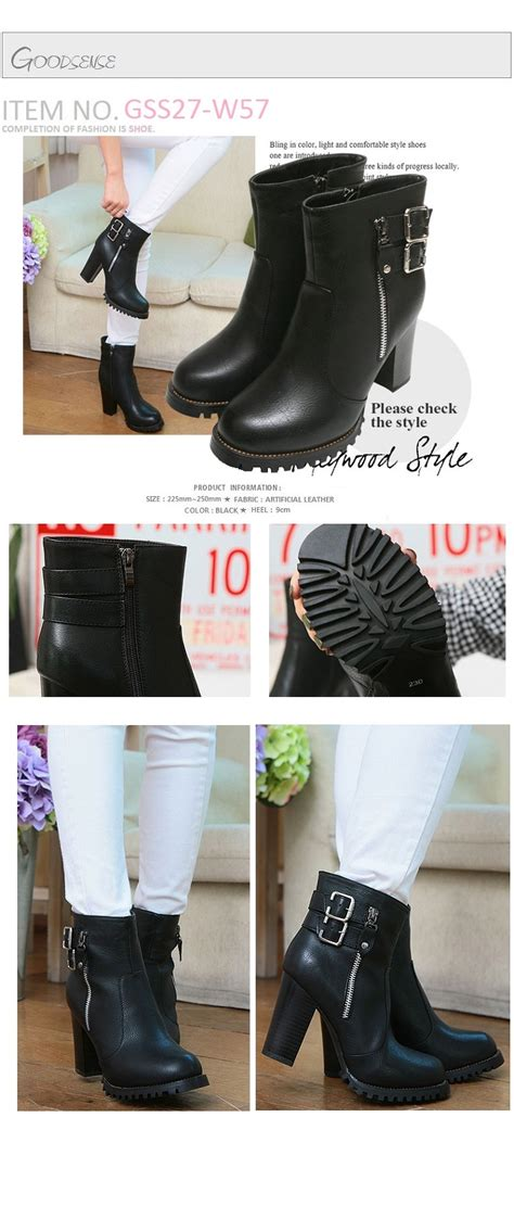 Boots Korea 3 made in korea walker boots winter boots new new products daily items must by all means