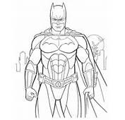 Armando Se Aprende Dibujos De Batman Para Colorear