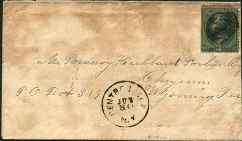 Lisle Post Office by Broome County Postal History