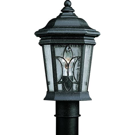 lantern post light outdoor progress lighting cranbrook collection 1 light outdoor