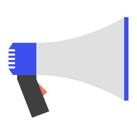 megaphone clipart free simple megaphone clip
