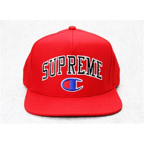 supreme hats supreme snapback hat black