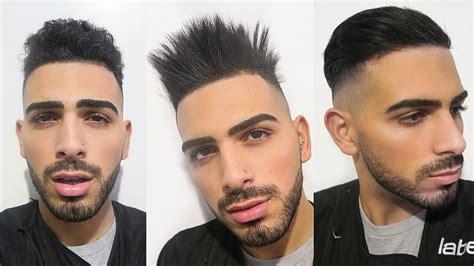 keratin hair treatment for men curly to straight hair keratin mens hair 2016 2017 youtube