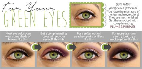 what colors make green pop make your quot pop quot basic eye shadow color theory