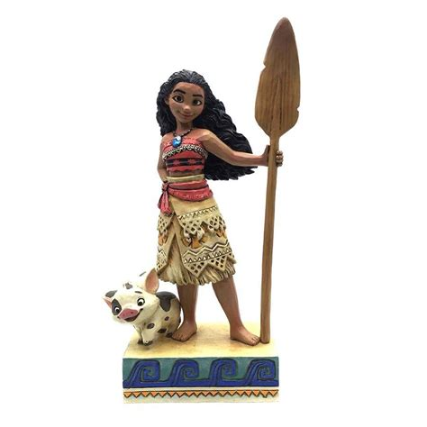 disney moana waialiki ornament moana jim shore