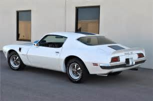 1970 Pontiac Firebird Trans Am 1970 Pontiac Firebird Trans Am Coupe 93426