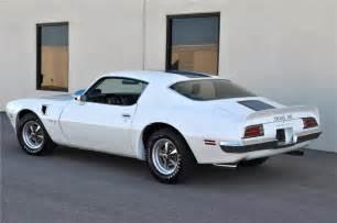 1970 Pontiac Trans Am 1970 Pontiac Firebird Trans Am Coupe 93426