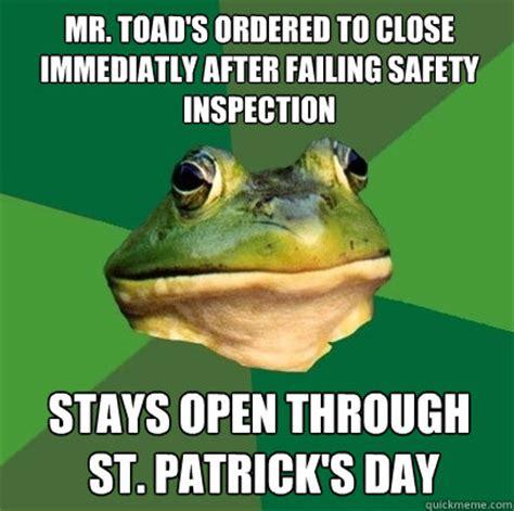 St Patricks Day Funny Memes - st patrick 39 s day meme