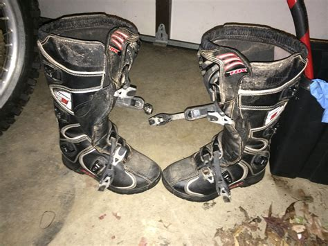 size 8 motocross 100 size 8 motocross boots fox red comp 8 mx boot