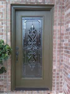 glass entry door entry doors beaumont leaded glass