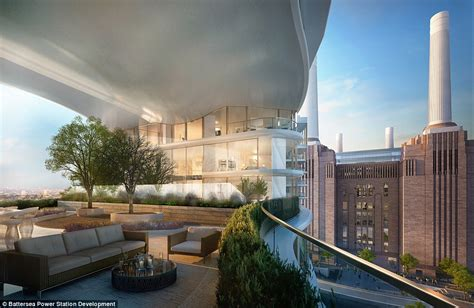 Grylls House grylls buys new pad in plush battersea power station
