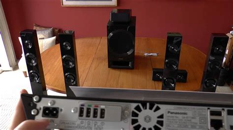 Home Theater Sc Xh333 panasonic sc btt880 3d home theatre system preview