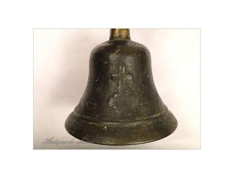 Crossover Bell mass chapel bell brass 17th cross