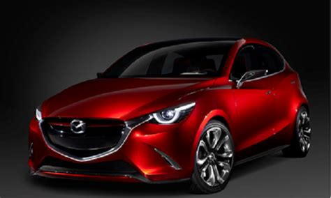 a sneak peek at the new mazda 2 torque news