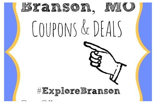 branson tracks coupons