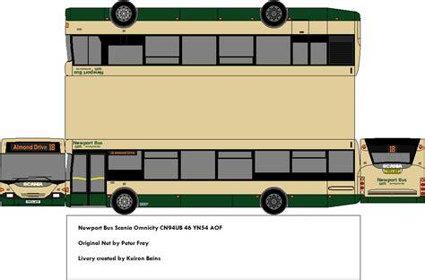 ron  tons blog creating paperbuses    uk page