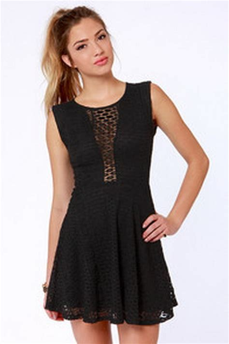 juniors  black dresses